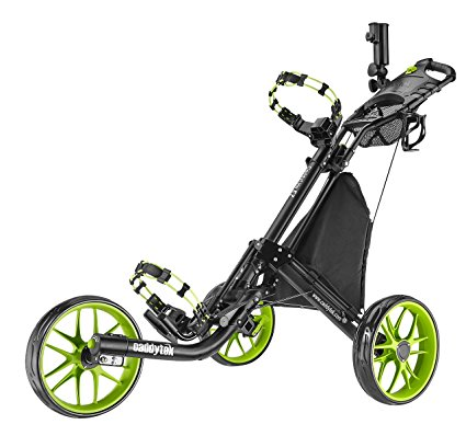 Best Golf Push Cart: For Lugging Around Your Bag of Clubs with Ease
